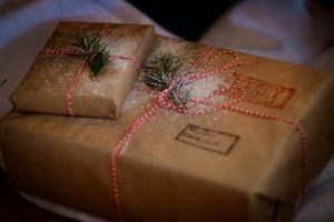 Kerstcadeaus eco-friendly inpakken